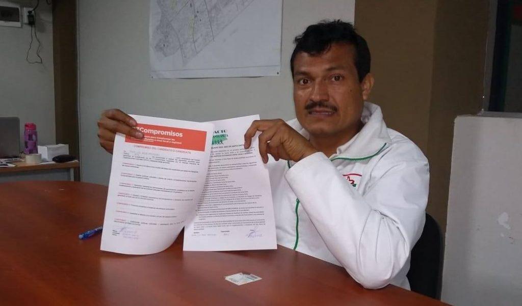 Santa Anita Lima El Candidato Jos 233 Luis Nole Palomino